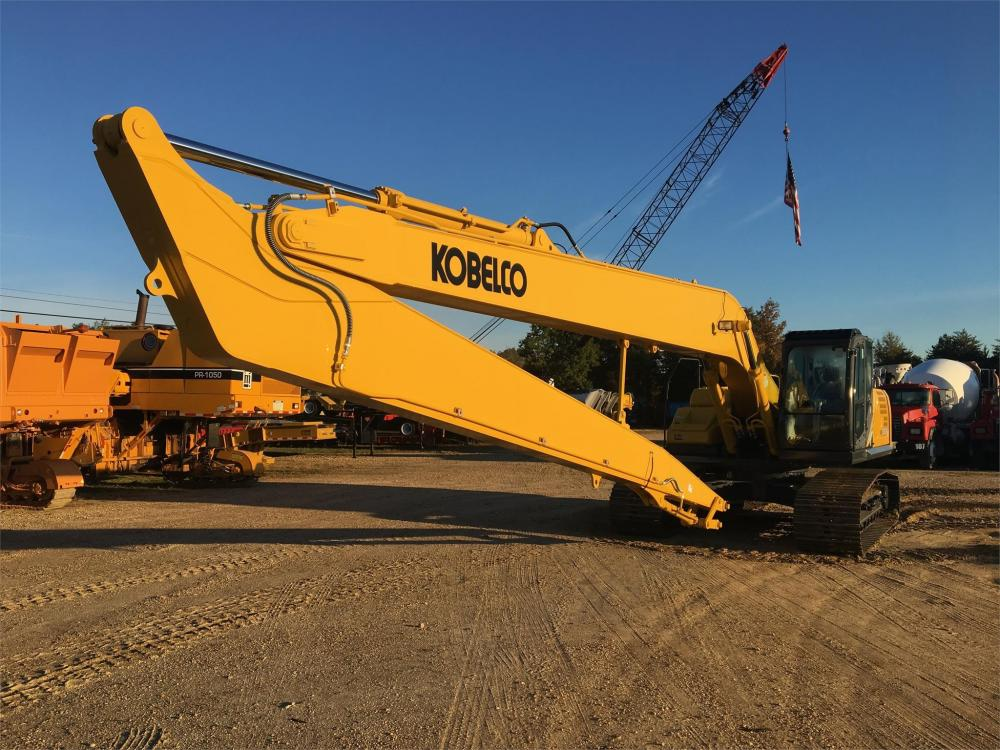 Detail photo of 2018 Kobelco SK260 LC-10 from Construction Equipment Guide