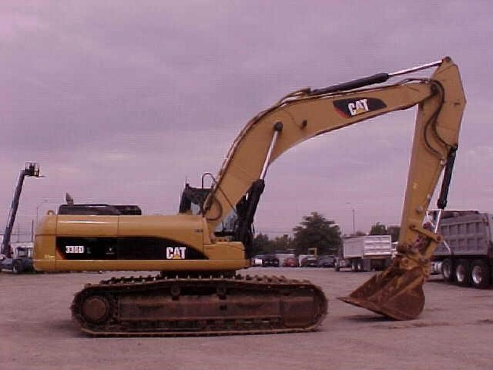 Detail photo of 2011 Caterpillar 336DL from Construction Equipment Guide