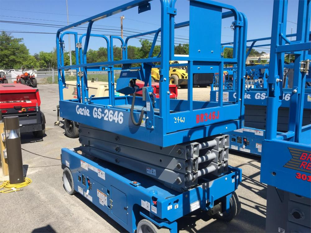 Detail photo of 2018 Genie GS-2646 from Construction Equipment Guide