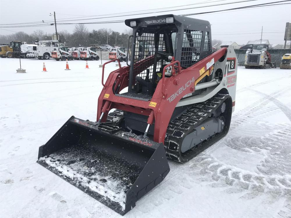 Detail photo of 2019 Takeuchi TL8 from Construction Equipment Guide