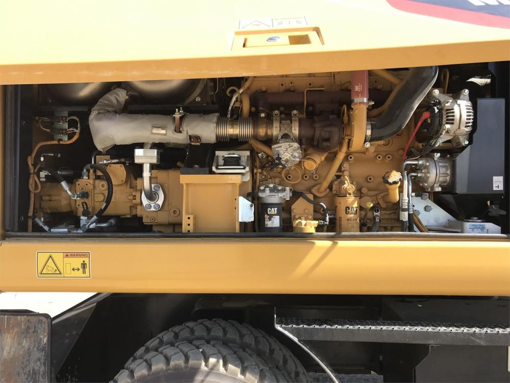 Detail photo of 2016 Caterpillar M320F from Construction Equipment Guide