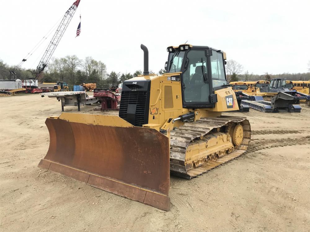 Detail photo of 2016 Caterpillar D6K from Construction Equipment Guide