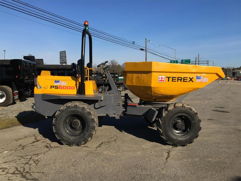 Detail photo of 2006 Terex PS6000 from Construction Equipment Guide