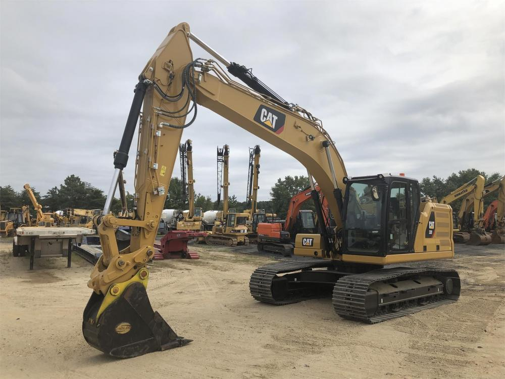 Detail photo of 2018 Caterpillar 320 from Construction Equipment Guide