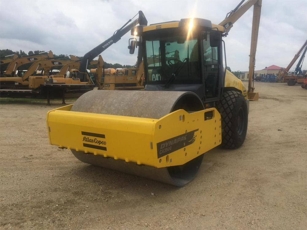 Detail photo of 2017 Dynapac CA3500D from Construction Equipment Guide