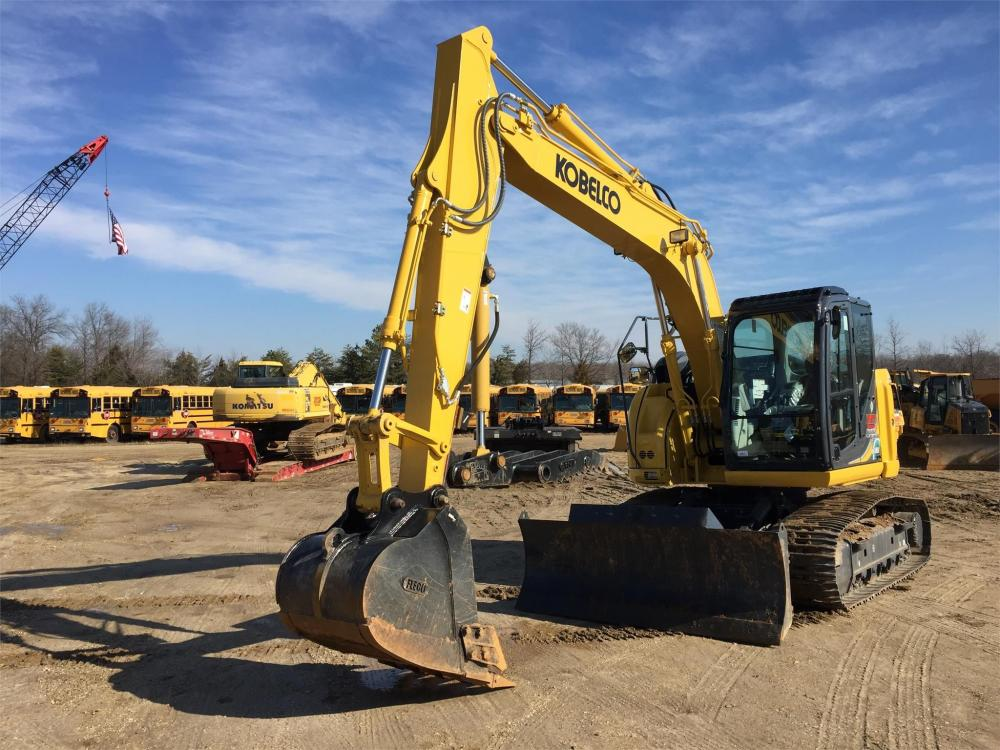 Detail photo of 2017 Kobelco ED160 from Construction Equipment Guide