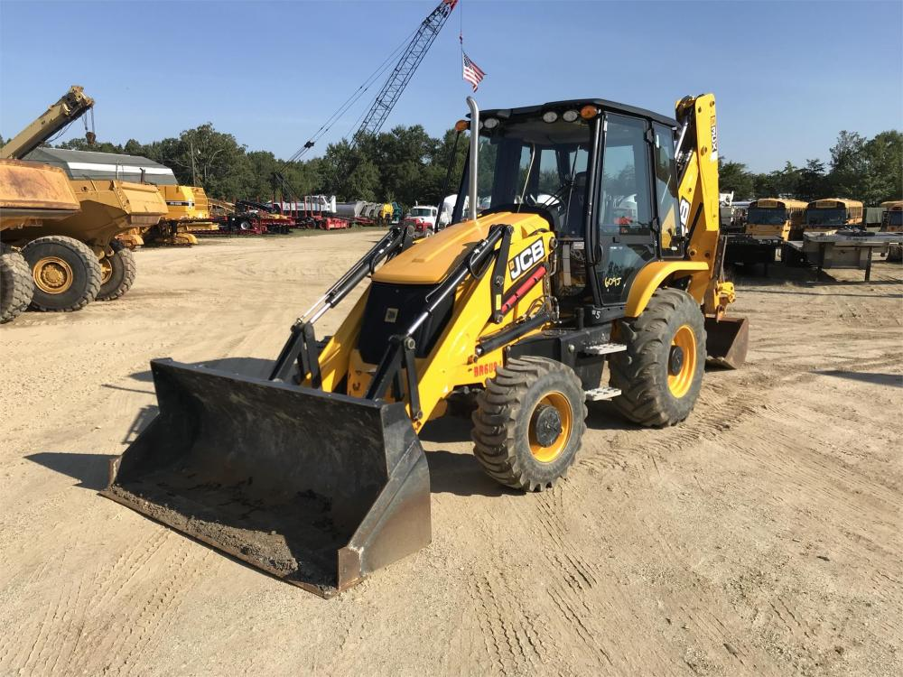 Detail photo of 2016 JCB 3CX from Construction Equipment Guide