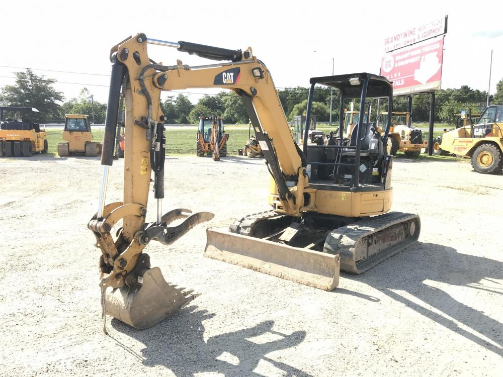 Detail photo of 2014 Caterpillar 305E CR from Construction Equipment Guide