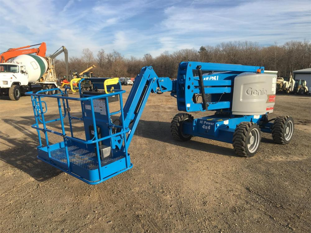 Detail photo of 2017 Genie Z-45/25J from Construction Equipment Guide