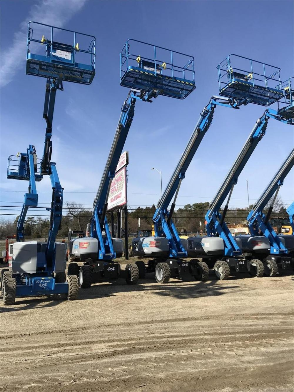 Detail photo of 2019 Genie S65XC from Construction Equipment Guide