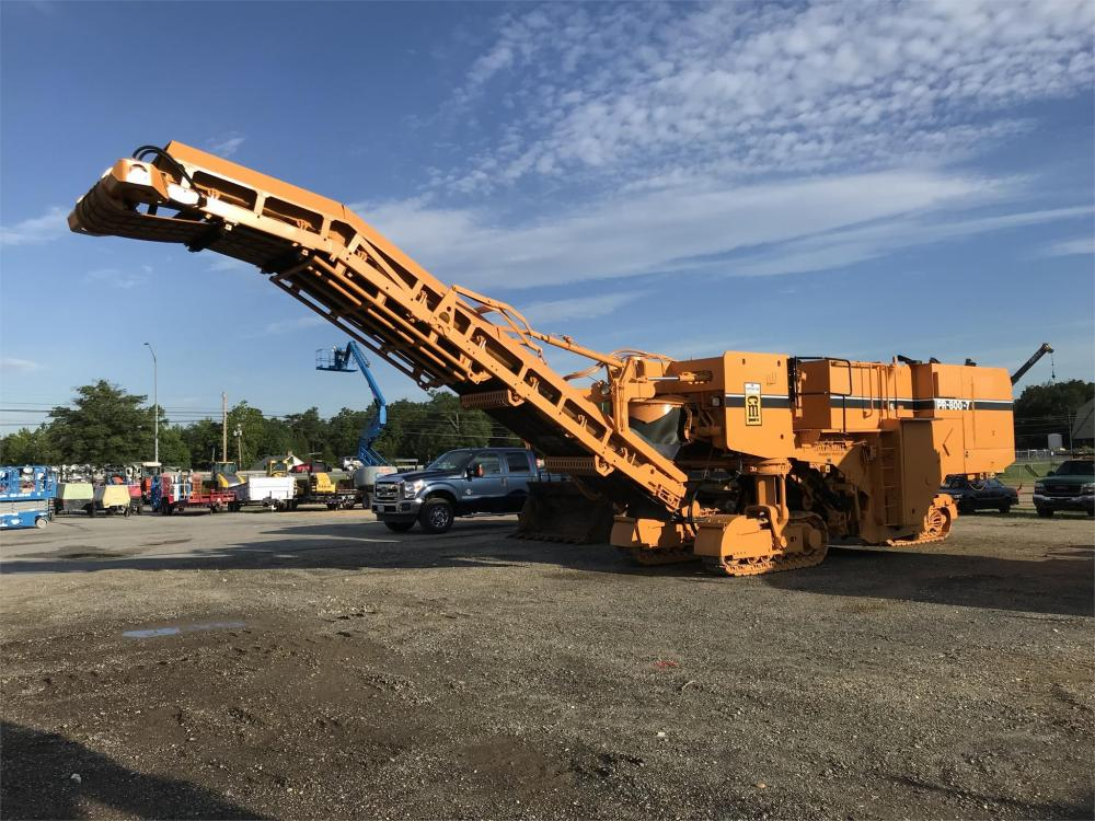 Detail photo of 2001 CMI PR800-7 from Construction Equipment Guide