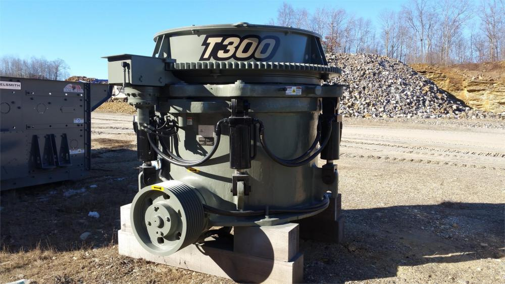 Detail photo of 2015 Telsmith T300 from Construction Equipment Guide