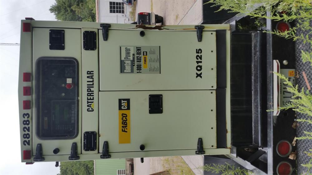 Detail photo of 2002 Caterpillar XQ125 from Construction Equipment Guide
