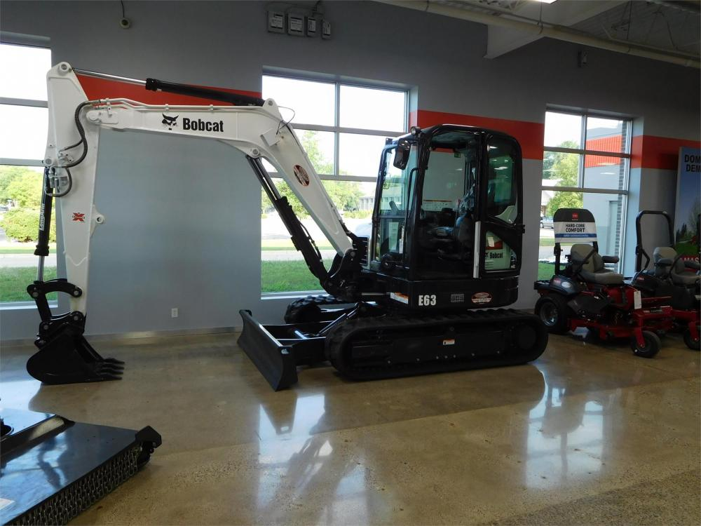 Detail photo of 2018 Bobcat E63 from Construction Equipment Guide