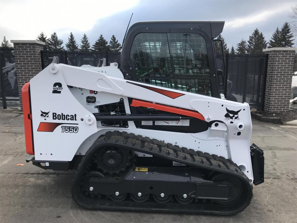 Detail photo of 2019 Bobcat T550 from Construction Equipment Guide