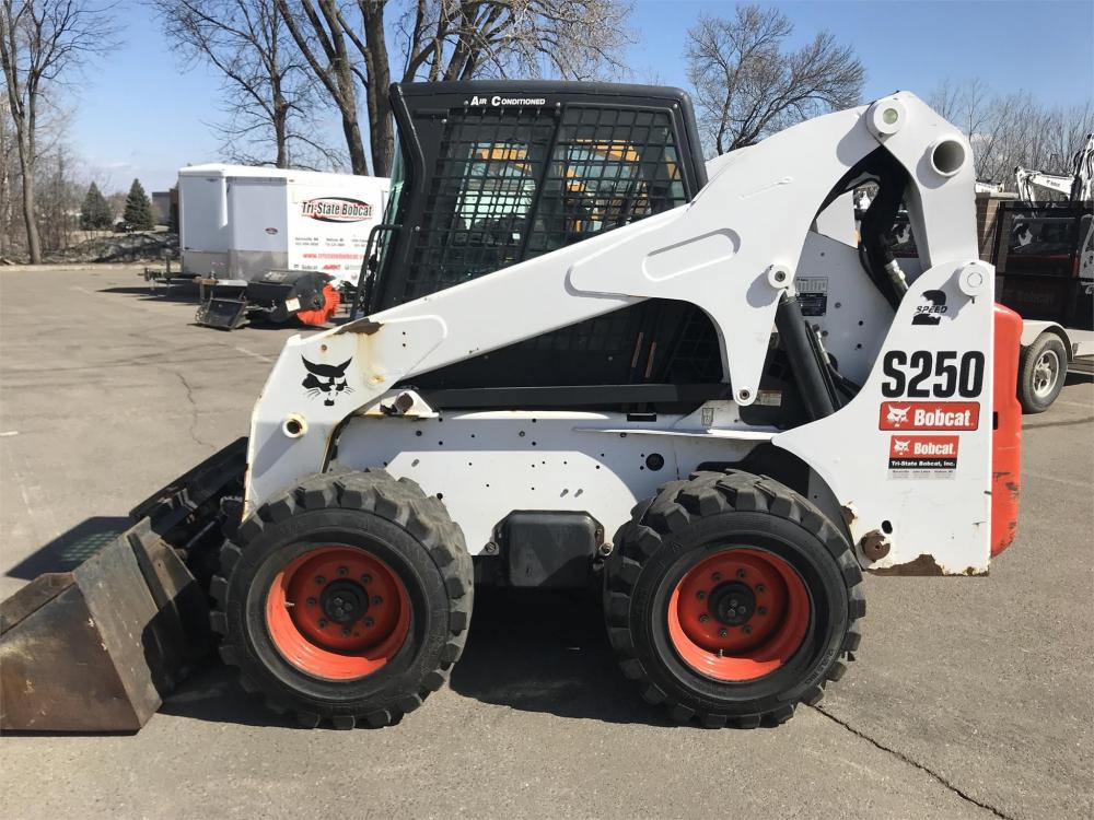 2008 Bobcat S250 For Sale (23954134) from Tri-State Bobcat