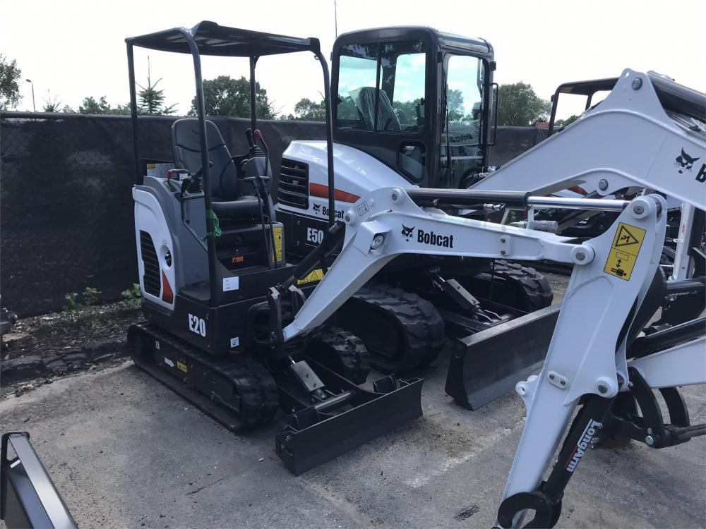 Detail photo of 2019 Bobcat E20Z from Construction Equipment Guide