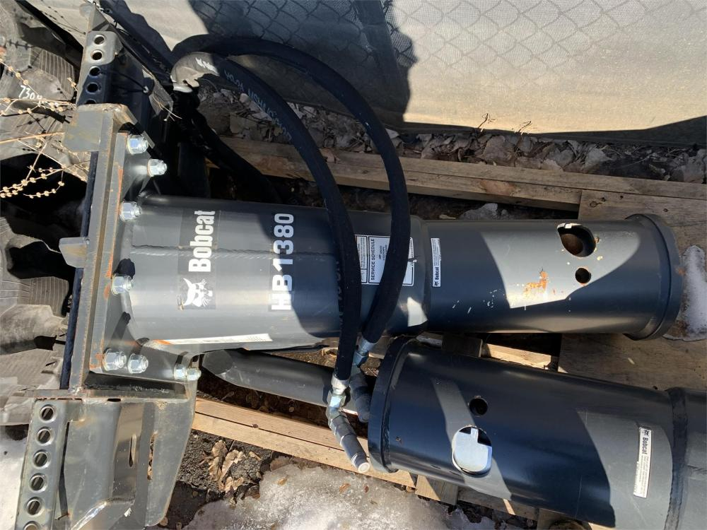 Detail photo of 2019 Bobcat HB1380 from Construction Equipment Guide