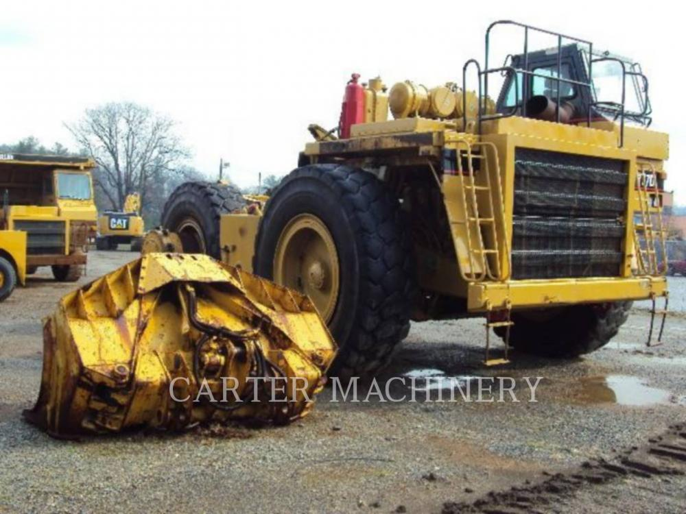 Detail photo of 1996 Caterpillar 777D from Construction Equipment Guide