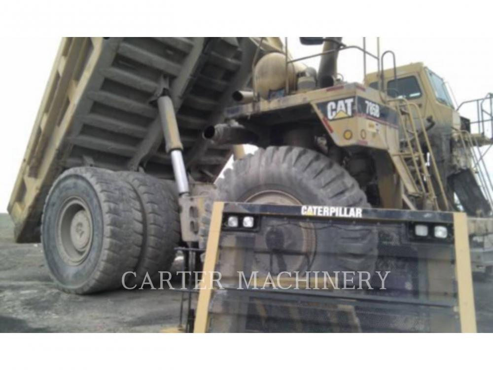 Detail photo of 1997 Caterpillar 785B from Construction Equipment Guide