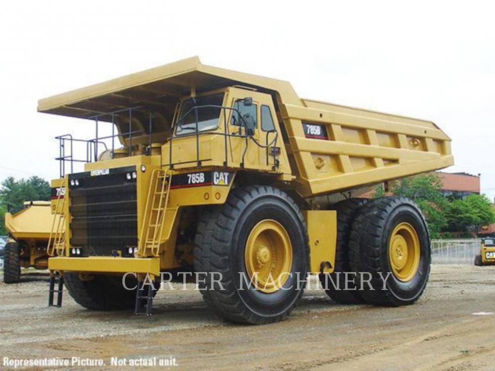 Detail photo of 2012 Caterpillar 785B REBLD from Construction Equipment Guide