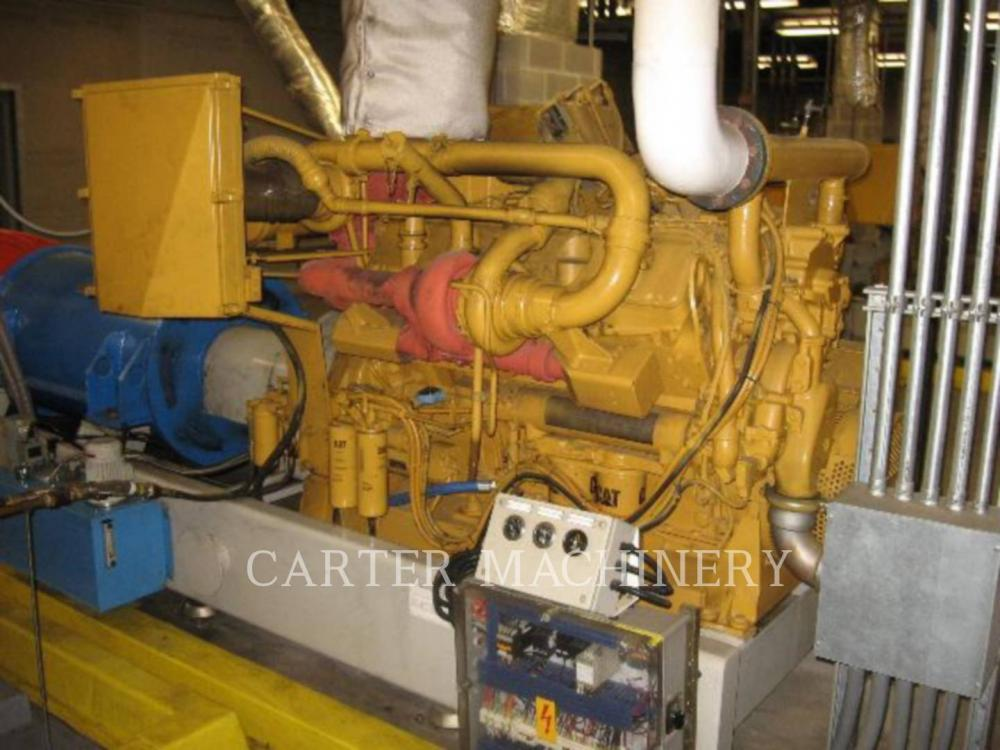 Detail photo of 1995 Caterpillar 3412C from Construction Equipment Guide