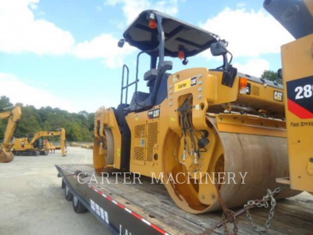 Detail photo of 2016 Caterpillar CB46B from Construction Equipment Guide