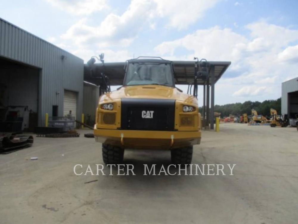 Detail photo of 2017 Caterpillar 725C2 from Construction Equipment Guide