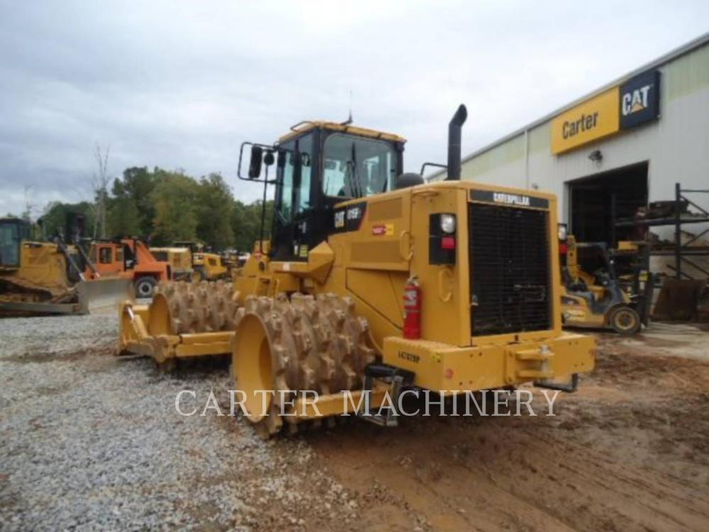 Detail photo of 2016 Caterpillar 815F II from Construction Equipment Guide