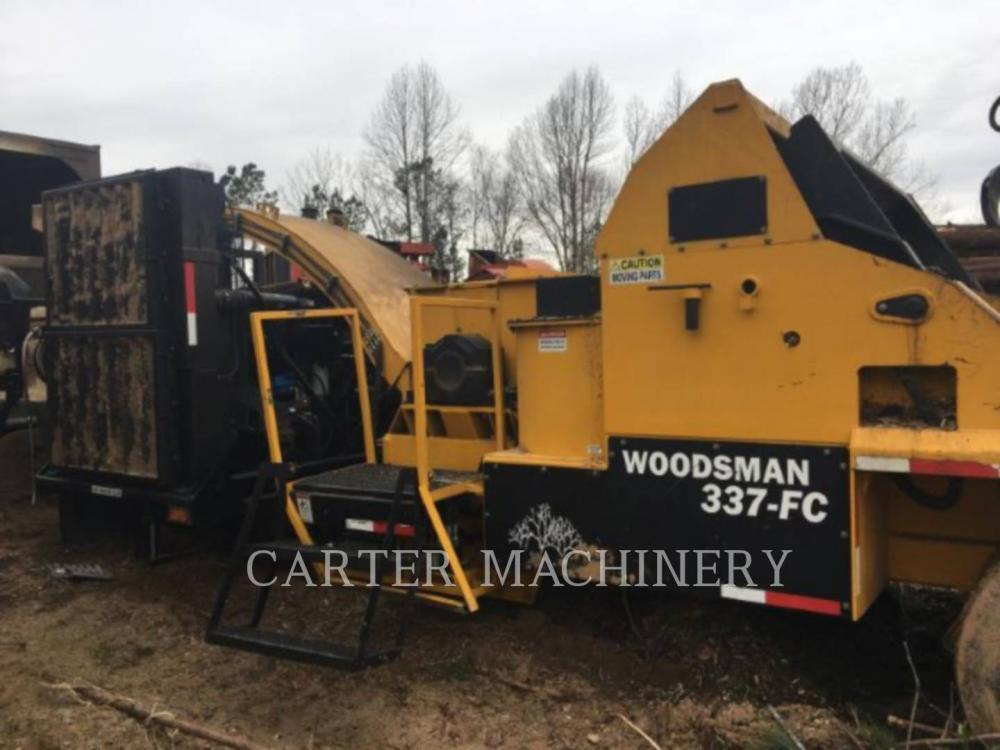Detail photo of 2009 Woodsman 337 from Construction Equipment Guide