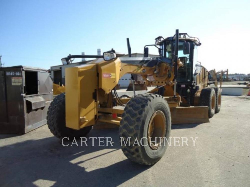 Detail photo of 2009 Caterpillar 140M from Construction Equipment Guide