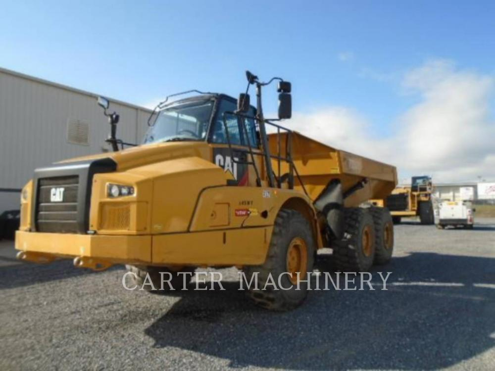 Detail photo of 2015 Caterpillar 735C from Construction Equipment Guide