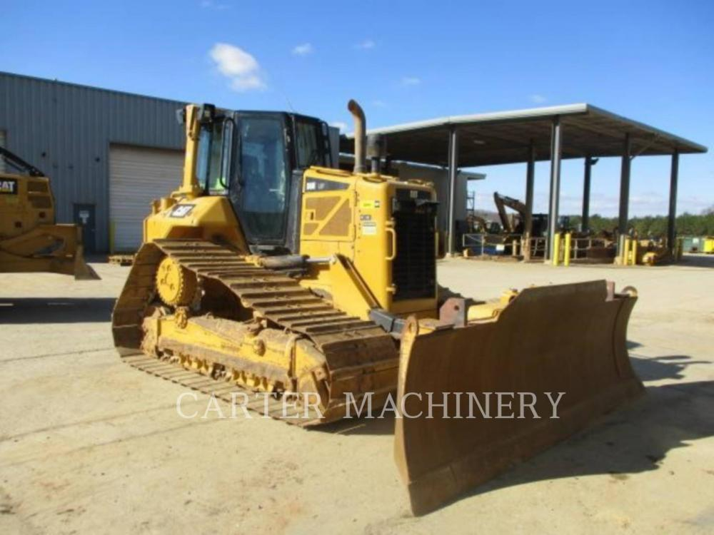 Detail photo of 2013 Caterpillar D6N LGP from Construction Equipment Guide