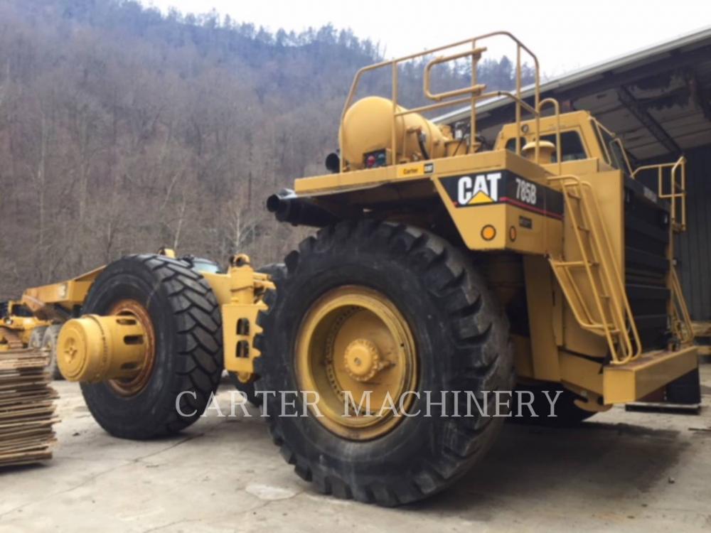 Detail photo of 2012 Caterpillar 785B REBLD from Construction Equipment Guide