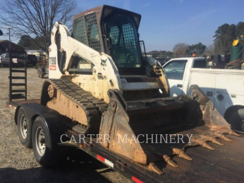 Detail photo of 2006 Bobcat T190 from Construction Equipment Guide