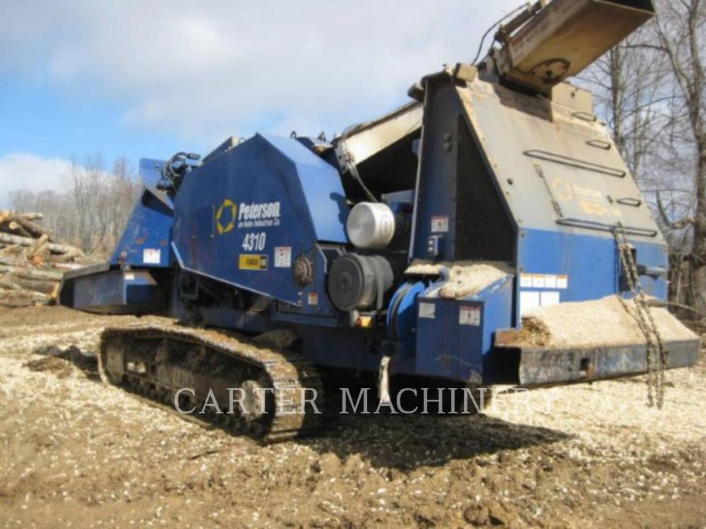 Detail photo of 2010 Peterson Pacific PET 4310 from Construction Equipment Guide