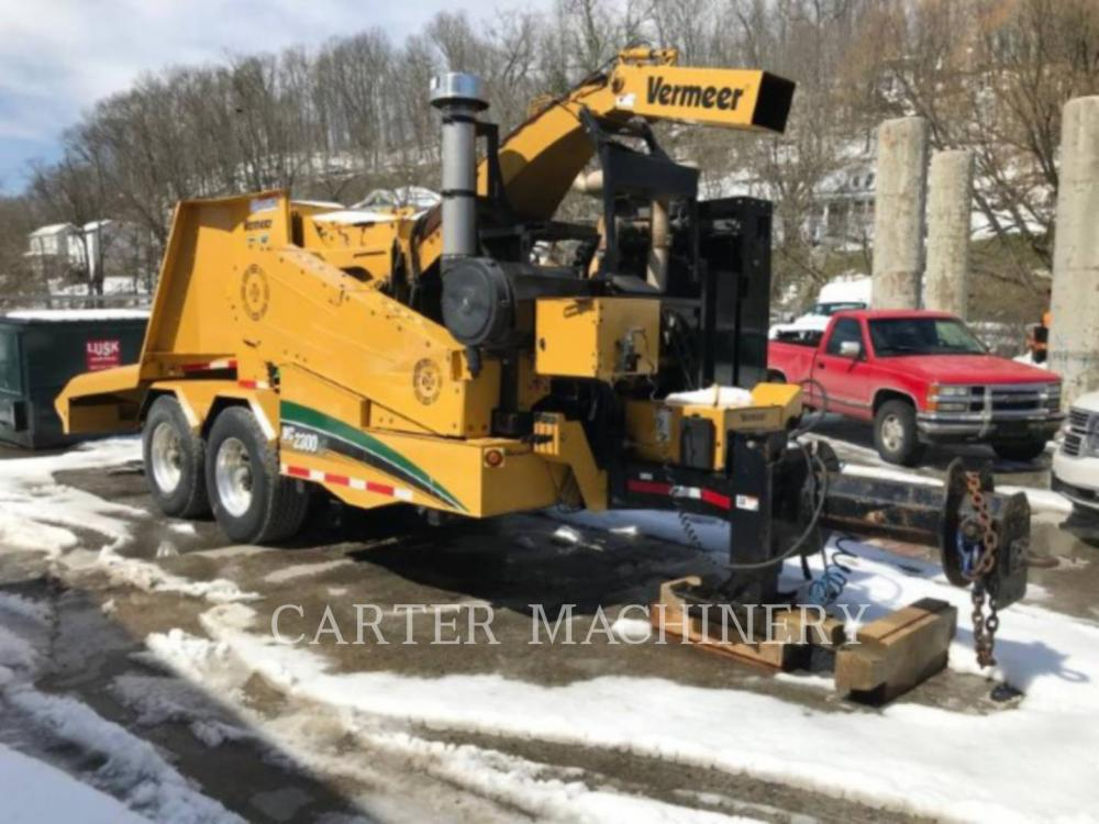 Detail photo of 2014 Vermeer WC 2300XL from Construction Equipment Guide