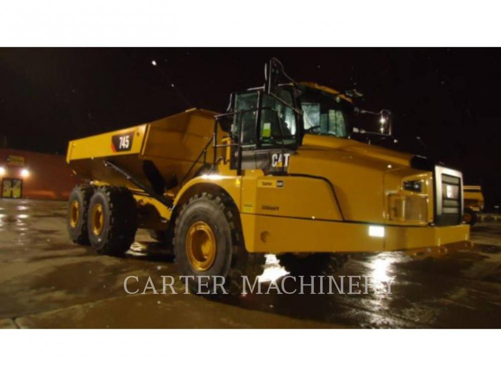 Detail photo of 2018 Caterpillar 745 from Construction Equipment Guide