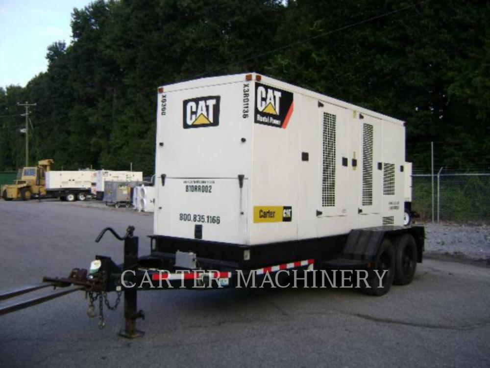 Detail photo of 2009 Caterpillar XQ300 from Construction Equipment Guide