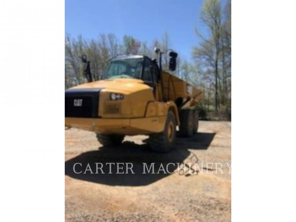 Detail photo of 2017 Caterpillar 730C2 from Construction Equipment Guide