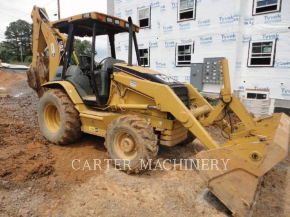 Detail photo of 2003 Caterpillar 416D from Construction Equipment Guide