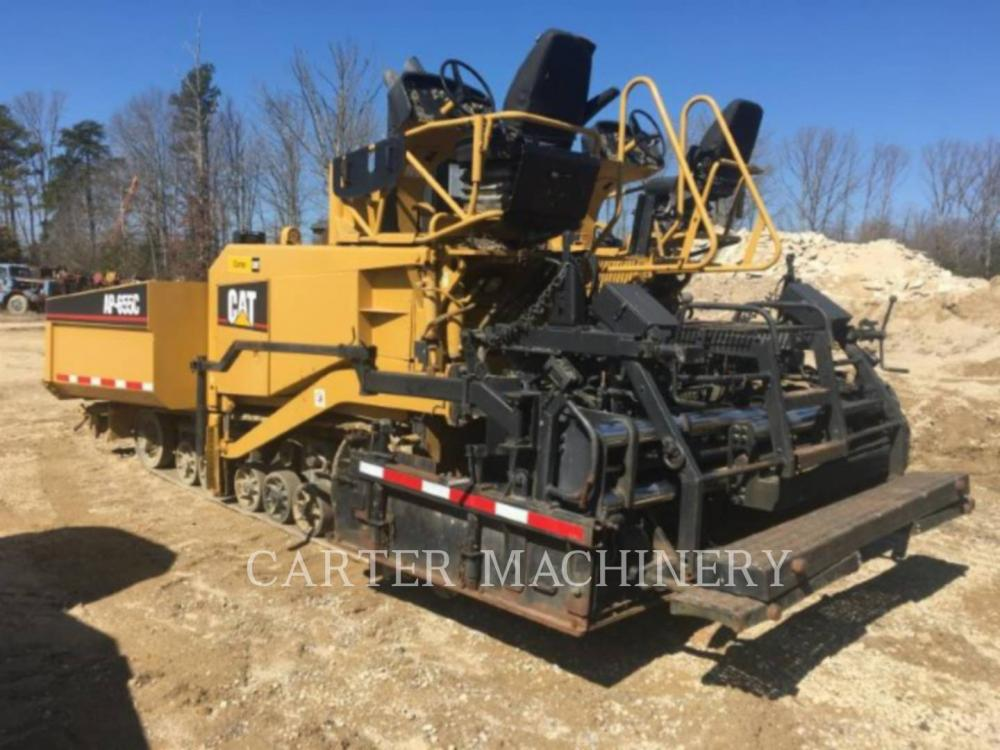 Detail photo of 2003 Caterpillar AP655C from Construction Equipment Guide