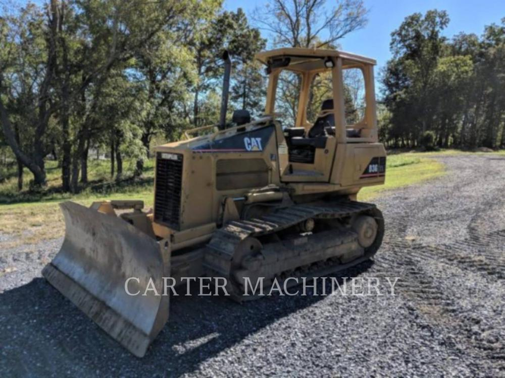 Detail photo of 2004 Caterpillar D3G from Construction Equipment Guide