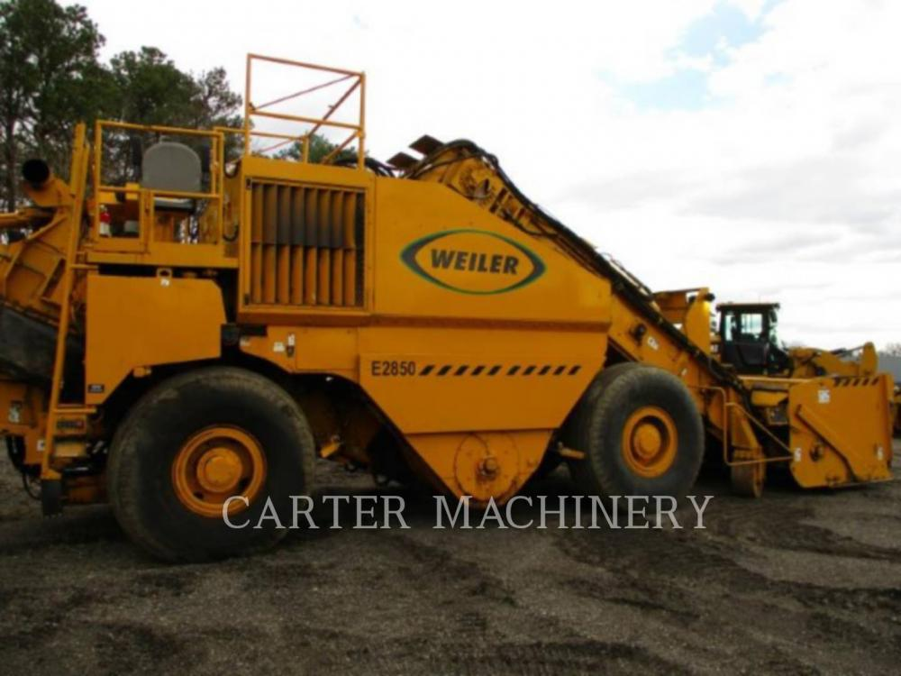 Detail photo of 2012 Weiler E2850 from Construction Equipment Guide