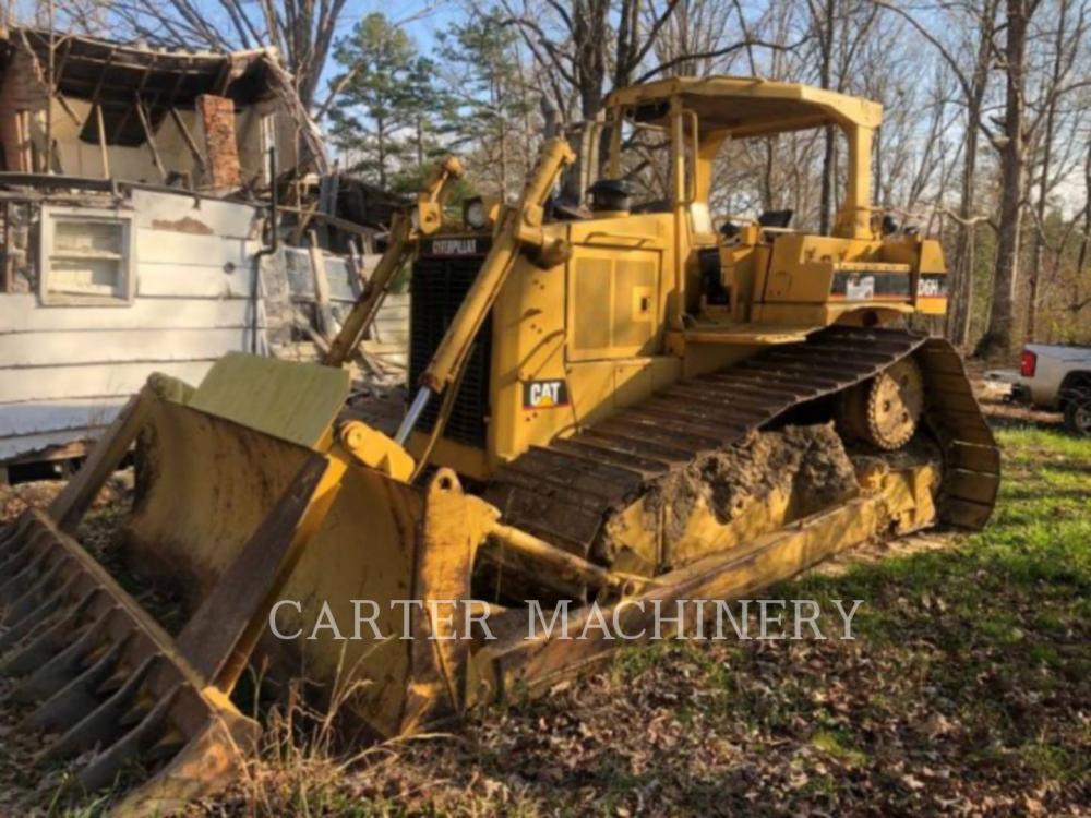Detail photo of 1988 Caterpillar D6H LGP from Construction Equipment Guide