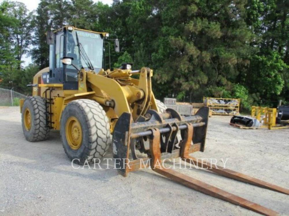 Detail photo of 2012 Caterpillar 938H from Construction Equipment Guide