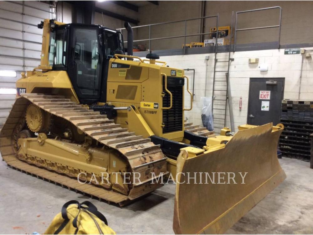 Detail photo of 2018 Caterpillar D6N LGP from Construction Equipment Guide