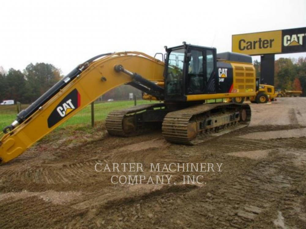 Detail photo of 2016 Caterpillar 349F from Construction Equipment Guide