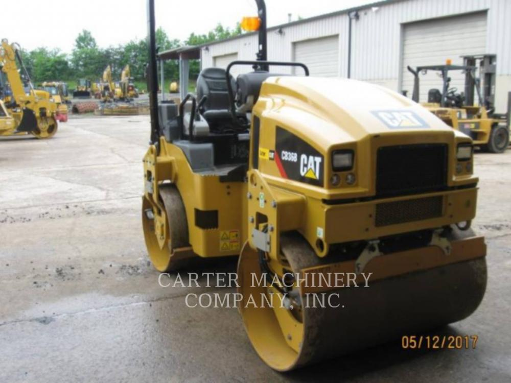 Detail photo of 2016 Caterpillar CB36B from Construction Equipment Guide