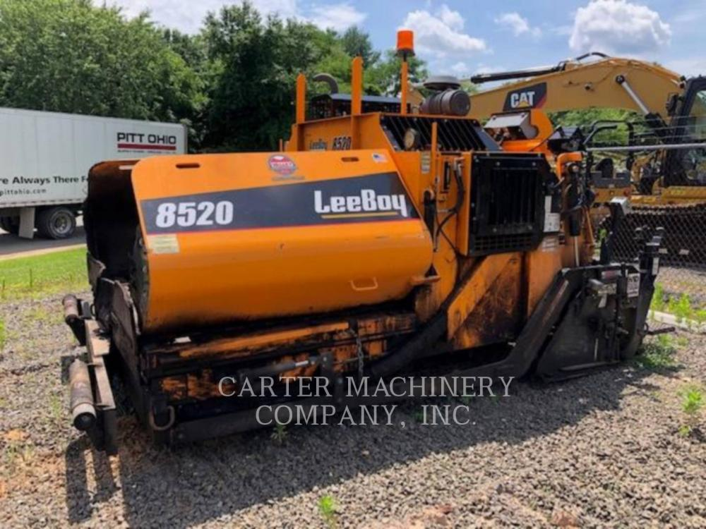 Detail photo of 2018 LeeBoy 8520 from Construction Equipment Guide
